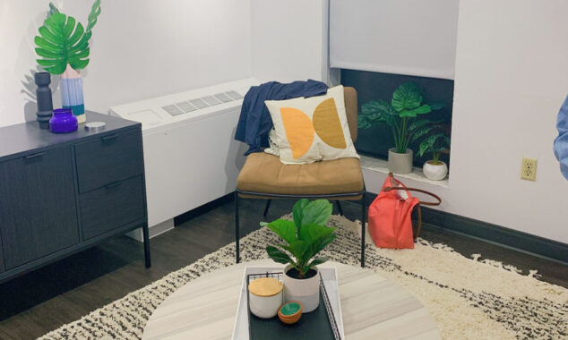 Apartment Interior At Parkside